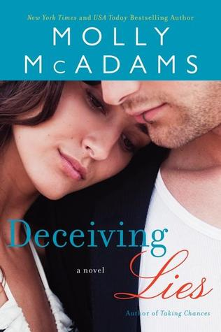 Deceiving Lies (Forgiving Lies #2) by Molly McAdams | Review
