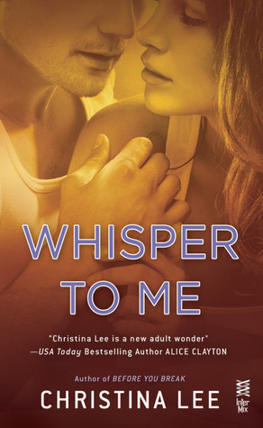 Whisper to Me Book Cover