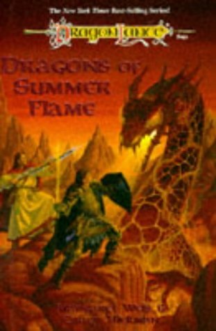 an analysis of dragons of summer flame by margaret weis and tracy hickman Dragons of summer flame dark villains, differing races, and all varieties of dragons of one of the most popular fantasy worlds -- krynn edited by margaret weis and tracy hickman, this volume highlights familiar and beloved characters (and creatures).