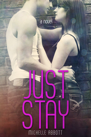 {Fun Interview+Giveaway} Just Stay by @MichelleAbbott4