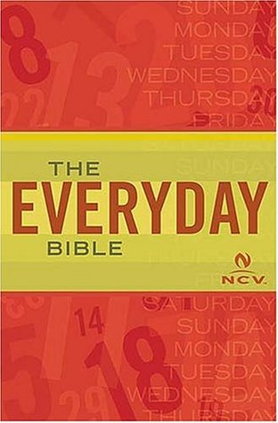 Everyday Bible For People Who Want To Know The Word Thomas Nelson Publishers
