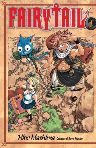 Fairy Tail, Vol. 01 (Fairy Tail, #1)