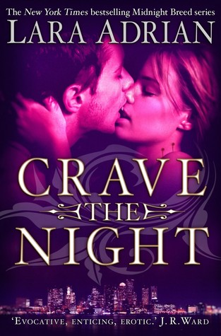 Crave The Night (Midnight Breed, #12)