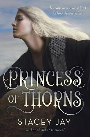 Princess Of Thorns by Stacey Jay | Book Review