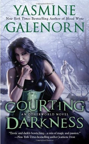 Book Review: Yasmine Galenorn's Courting Darkness