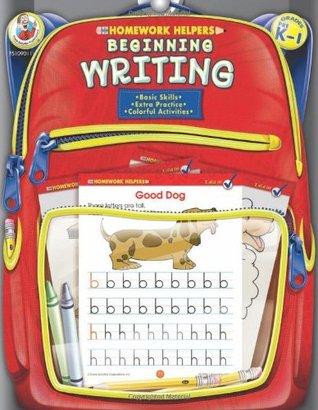 Beginning Writing, Grades PK - 1  by  Frank Schaffer Publications