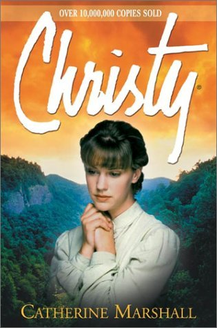 Christy by Catherine Marshall book cover