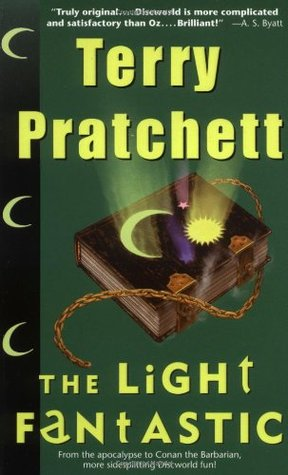 Book Review: The Light Fantastic by Sir Terry Pratchett