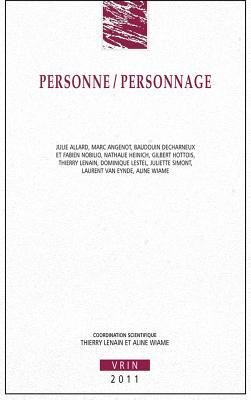 Personne / Personnage Thierry Lenain