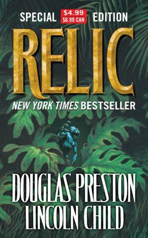Relic (Pendergast, #1)