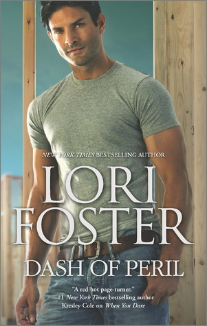 Book Review: Dash of Peril by Lori Foster