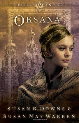 Oksana (Heirs of Anton, #4)