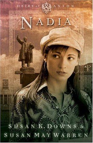 Nadia (Heirs of Anton, #2)