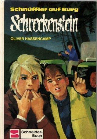 Schnüffler auf Burg Schreckenstein  by  Oliver Hassencamp