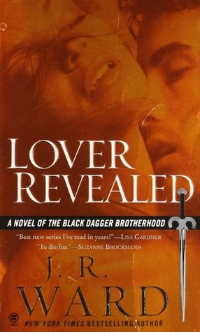Book Review: J. R. Ward's Lover Revealed
