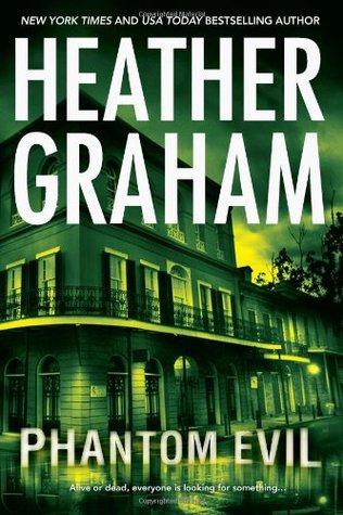 Phantom Evil (Krewe of Hunters, #1)