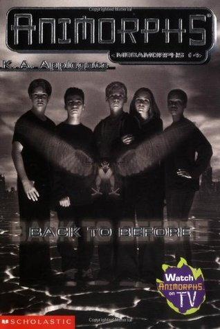The Animorphs series by K.A. Applegate