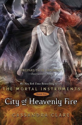City of Heavenly Fire (TMI #6) – Cassandra Clare
