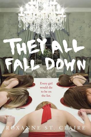 Blog Tour ~ They All Fall Down by Roxanne St. Claire [Review & Giveaway]