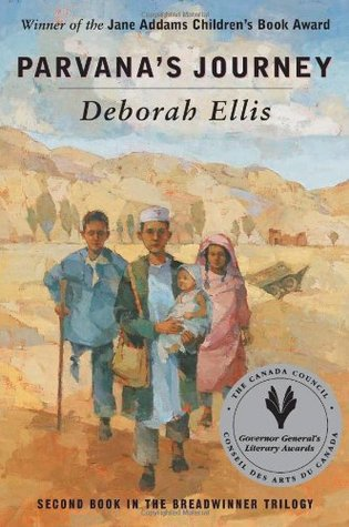 Parvanas Journey (The Breadwinner #2)  by Deborah Ellis />