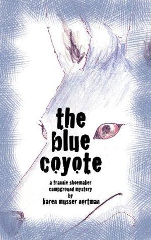The Blue Coyote by Karen Musser Nortman