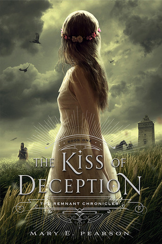 The Kiss of Deception by Mary E. Pearson book cover
