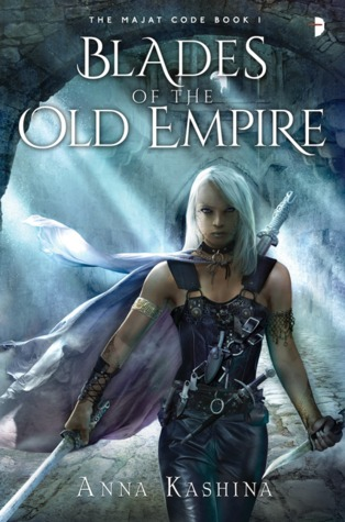 Blades of the Old Empire (Majat Code #1)