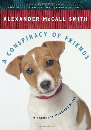 A Conspiracy of Friends: A Corduroy Mansions Novel (Corduroy Mansions, #3)