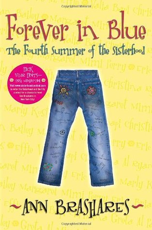 The Fourth Summer of the Sisterhood - Ann Brashares