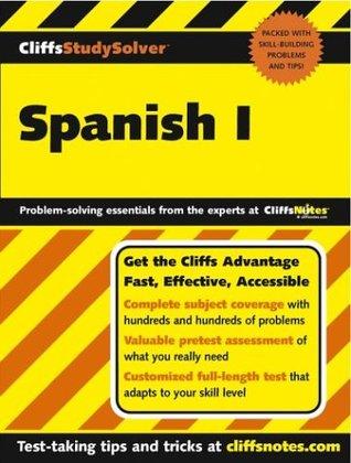CliffsStudySolver: Spanish I Gail Stein