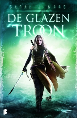 De glazen troon (Throne of glass, #1)