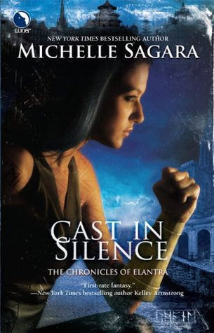 Book Review: Michelle Sagara's Cast in Silence