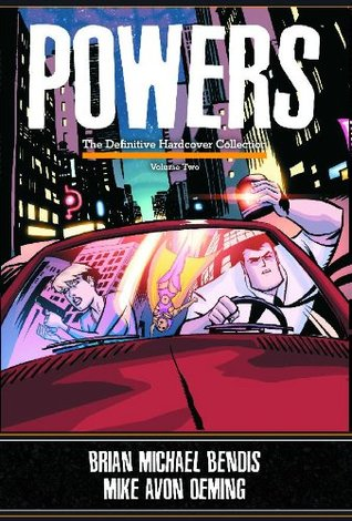 Powers Definitive Collection Vol. 2  by  Brian Michael Bendis