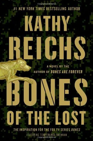 Book Review: Kathy Reichs' Bones of the Lost