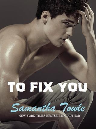 To fix you de Samantha Towle 20564518