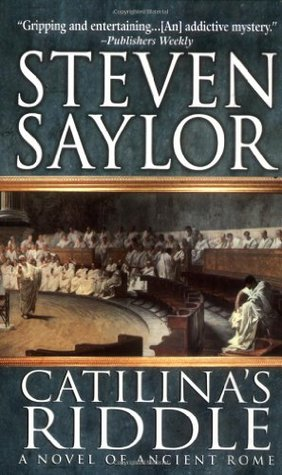 Book Review: Steven Saylor's Catilina's Riddle