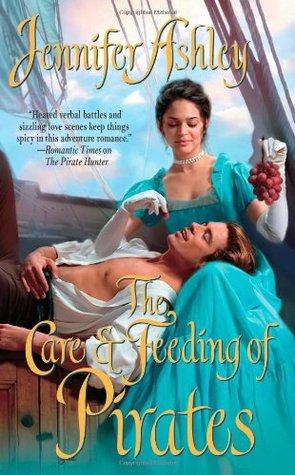 The Care & Feeding of Pirates (Regency Pirates, # 3)