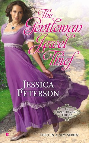 The Gentleman Jewel Thief (The Hope Diamond Trilogy, #1)