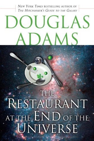 Cover - The Restaurant at the End of the Universe