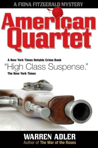 American Quartet (Fiona FitzGerald Mysteries, #1)