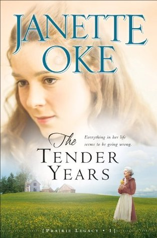 The Tender Years (Prairie Legacy, #1)