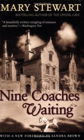 Nine Coaches Waiting book cover