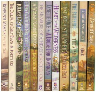 The Women of the West Series Complete 12 Volume Set  by  Janette Oke