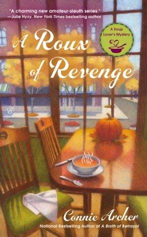 http://www.goodreads.com/book/show/18492463-a-roux-of-revenge