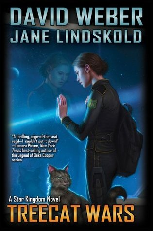 Book Review: David Weber & Jane Lindskold's Treecat Wars