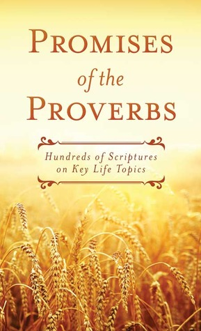 Promises of the Proverbs: Hundreds of Scriptures on Key Life Topics  by  Michael Beck