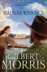 Raina's Choice (Western Justice, #3)