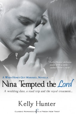 {Review} Nina Tempted the Lord by Kelly Hunter