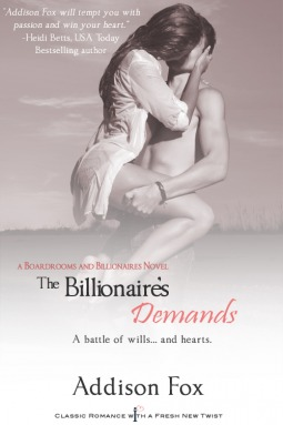 {Review} The Billionaire's Demands by Addison Fox