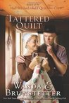 The Tattered Quilt  (The Half-Stitched Amish Quilting Club, #2)